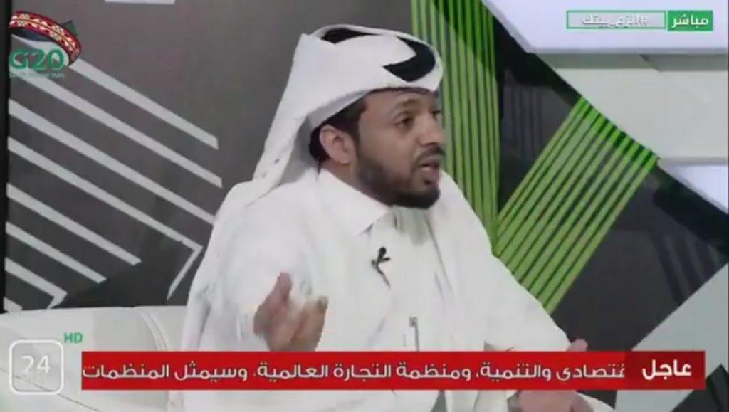 شاهد.. عبدالعزيز المريسل: لا يوجد لاعب هلالي يستحق هذا الشيء !