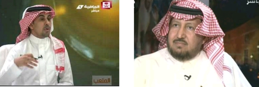 الجحلان ينشر تغريدة تخص الهلال والنصر.. والعنزي يرد: لا تمسحها وبكرة لنا موعد !
