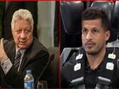 """قرار رسمي من """"مرتضى منصور"""" بعد ظهور """"طارق حامد"""" في برنامج """"رامز مجنون رسمي""""!"""