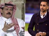 شاهد.. الطريقي يصحح معلومة لسامي الجابر ذكرها في برنامج الليوان !
