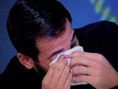 """بالفيديو..""""مروان محسن"""" باكيًا على الهواء: أتعرض لظلم كبير"""