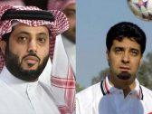 """وفاة اللاعب العراقي """"أحمد راضي"""" بعد إصابته بكورونا .. """"تركي آل الشيخ"""": """"جمعتني فيه معرفة وذكريات"""""""