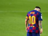 """أول رد فعل رسمي من برشلونة.. """"على رغبة ميسي في الرحيل"""""""