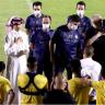 """النصر يحفز لاعبيه بـ""""مكافأة السوبر"""" قبل مواجهة الهلال"""